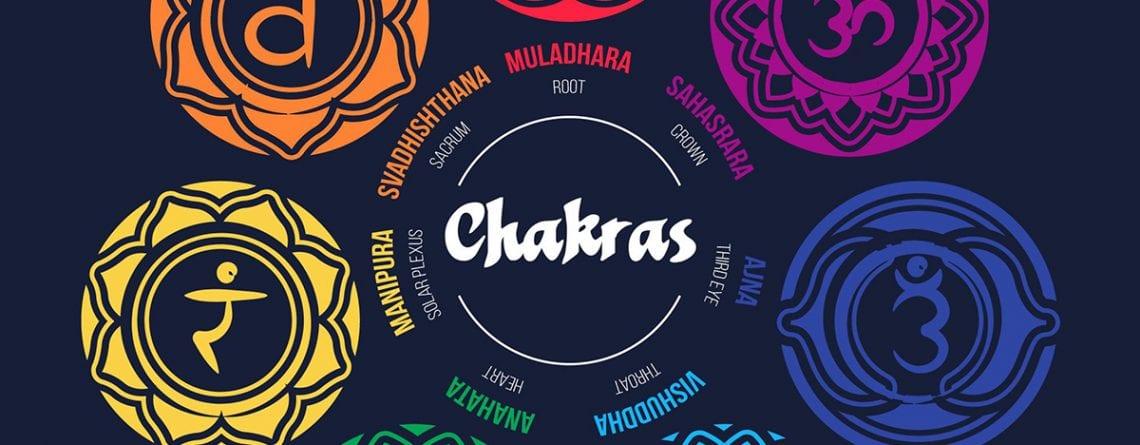 ¿Qué son los chakras?