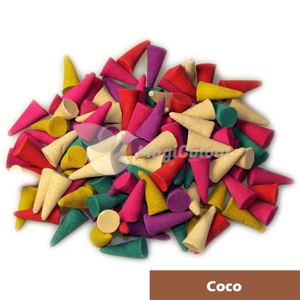 Incienso en Conos Coco
