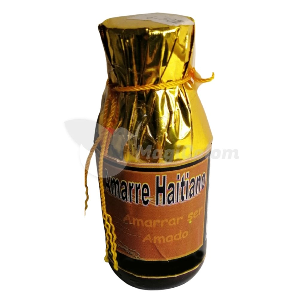 Amarre Haitiano Extracto Esotérico para Amarrar Personas