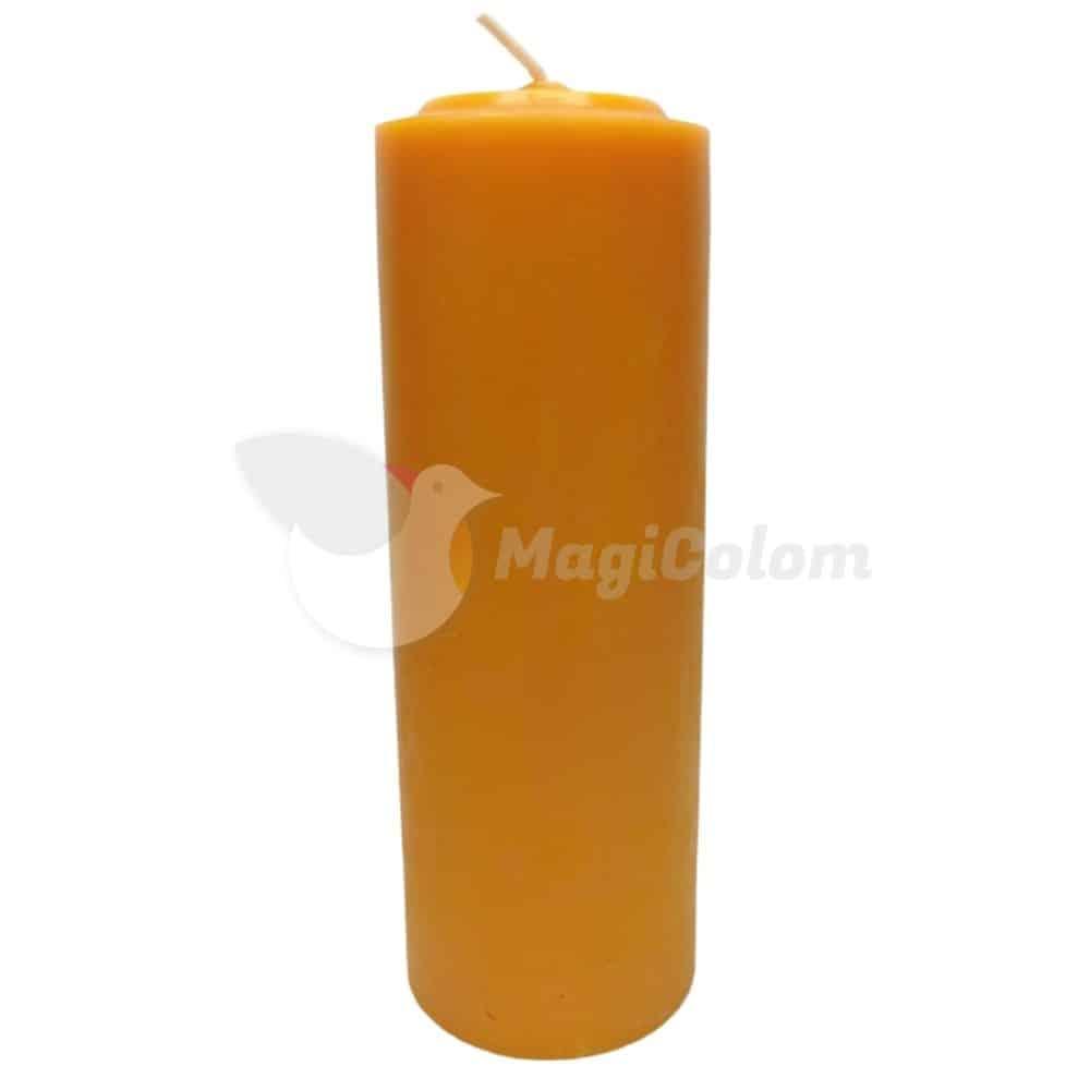 Velón Naranja Especial Esotérico