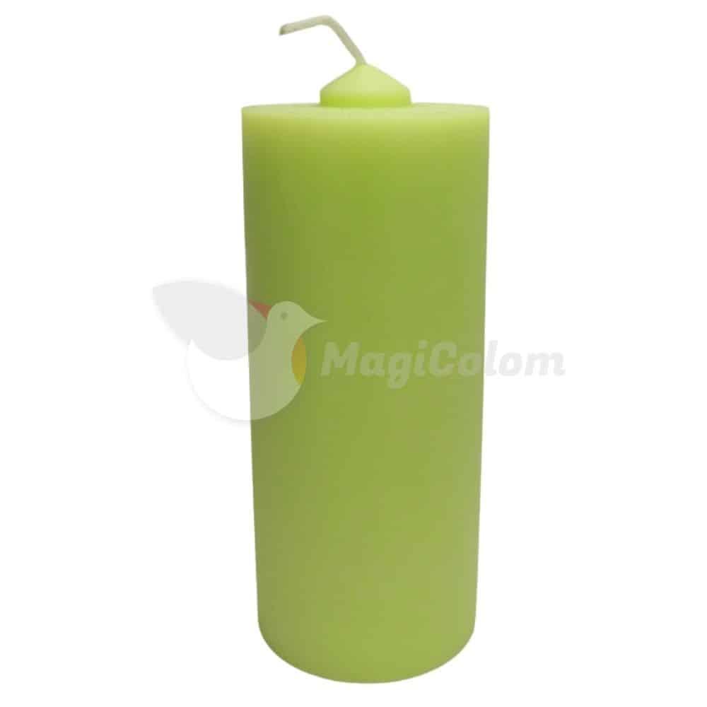 Velón Verde Claro Especial Esotérico